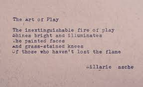 Psychodrama and the Art of Play